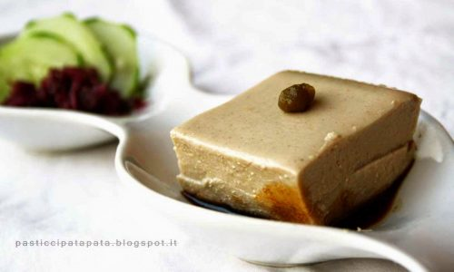 Goma-dofu: tofu di sesamo