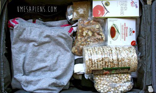 Macro-valigie: la macrobiotica in vacanza