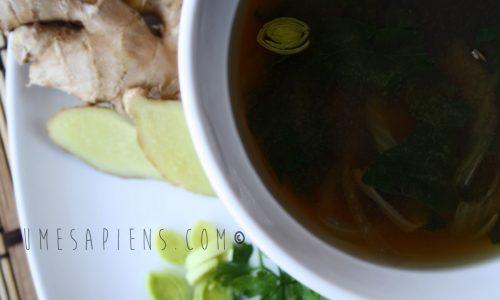 La zuppa di miso: una medicina naturale