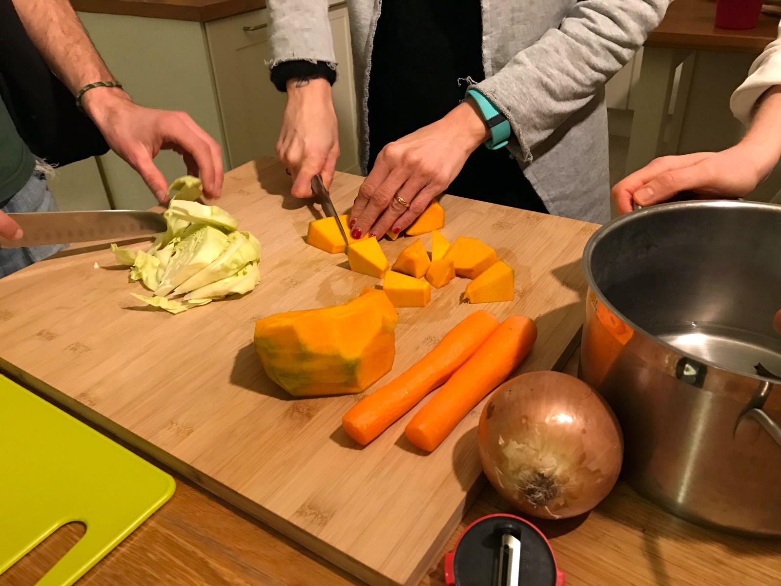 corsi di cucina ume sapiens