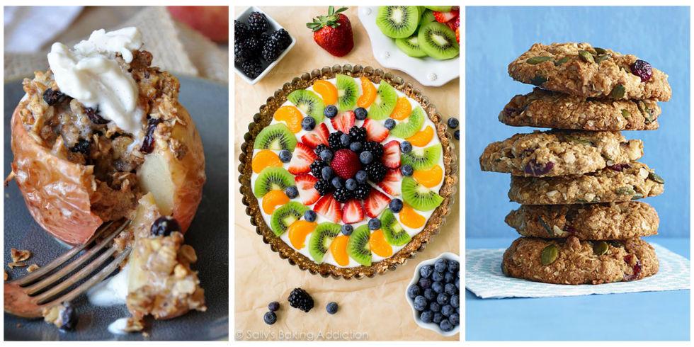 dolci naturali vegan senza zucchero