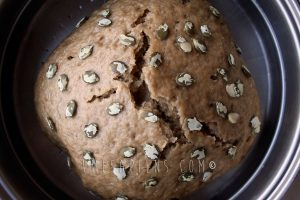 Pane a vapore con farina di farro integrale