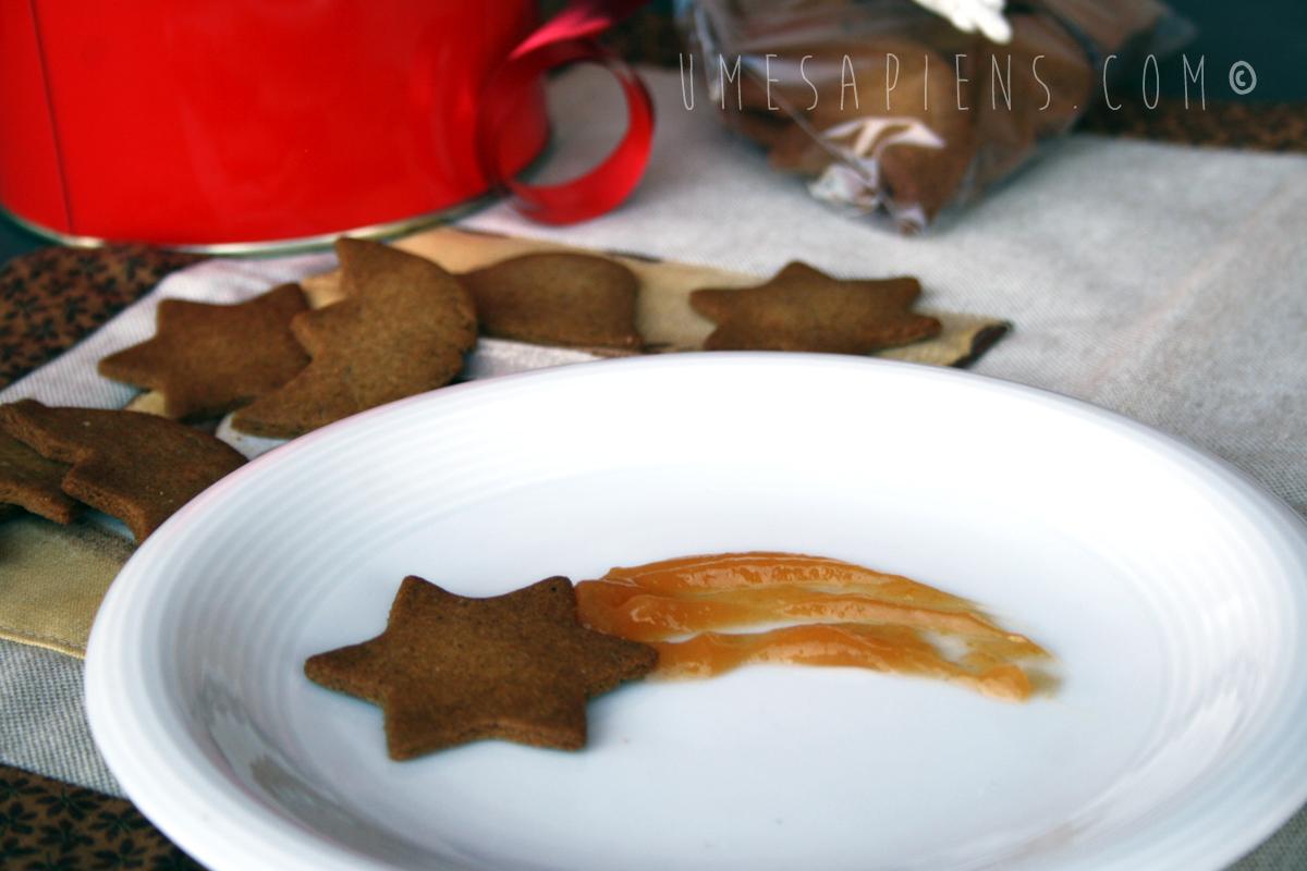 biscotti zenzero e cannella vegan