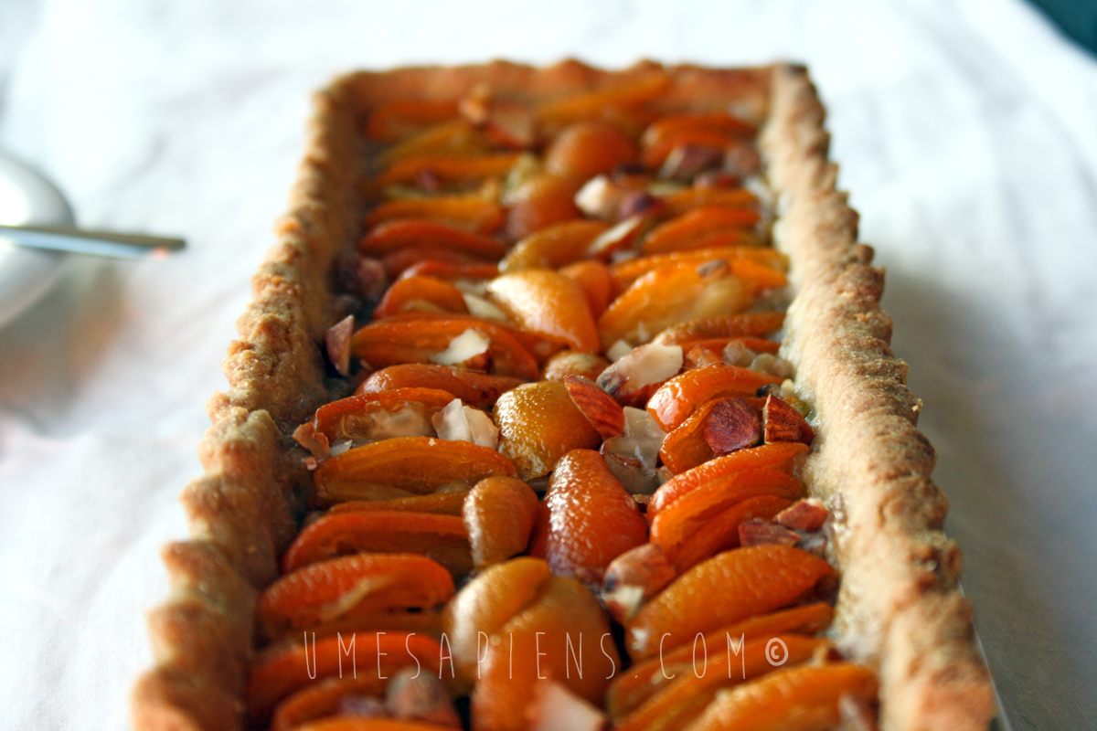 crostata di kumquat
