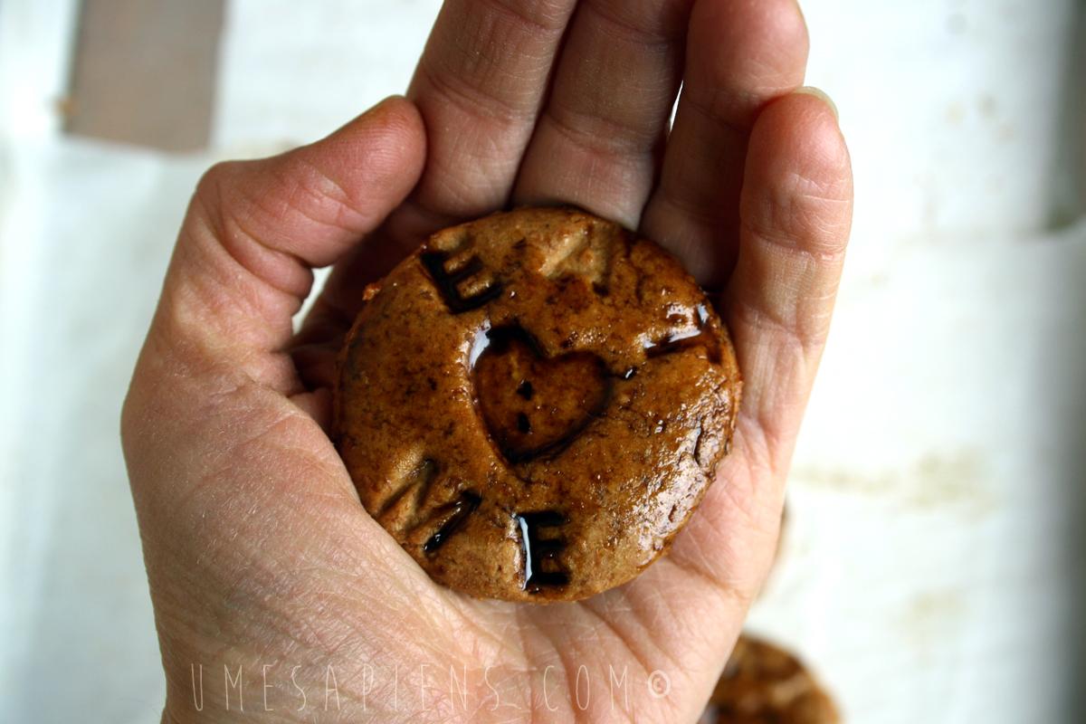 biscotti alla liquirizia