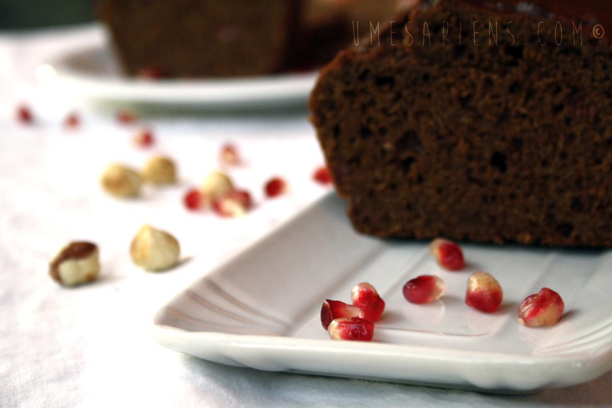plum cake melograno