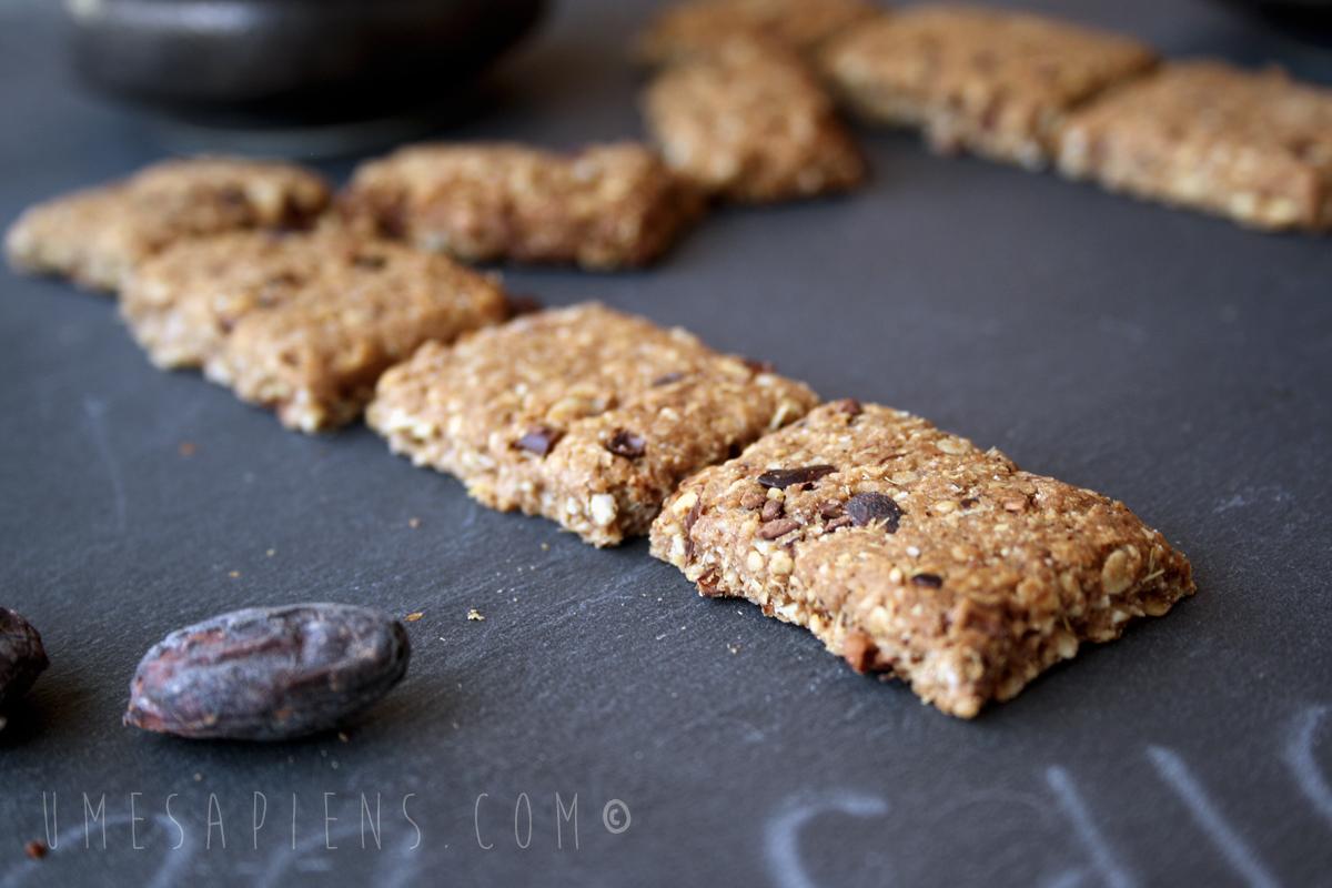 biscotti avena nocciole e fave di cacao2
