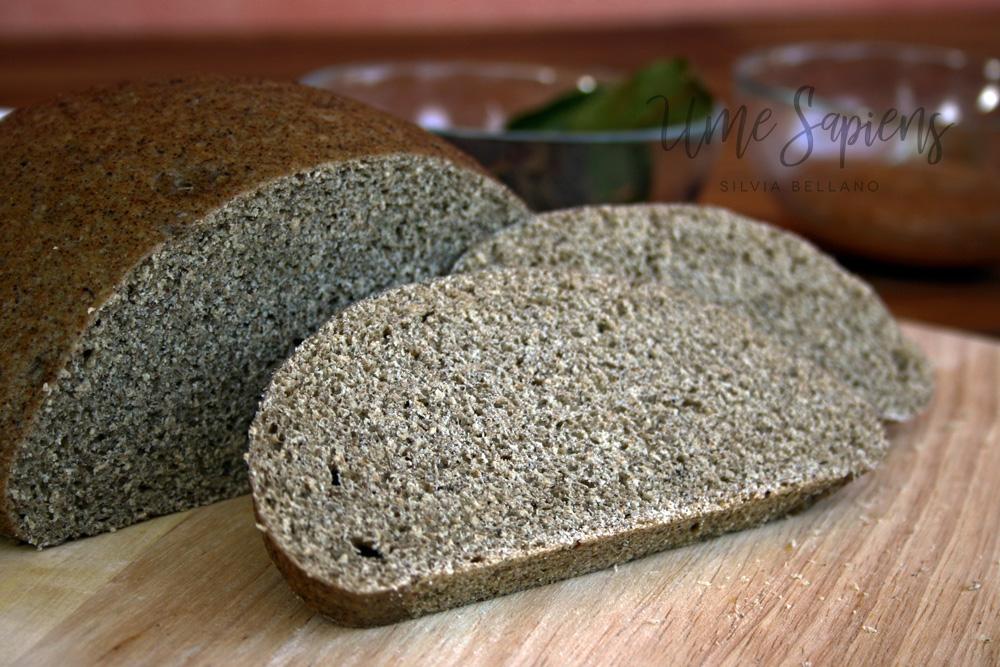 pane al vapore farina di canapa