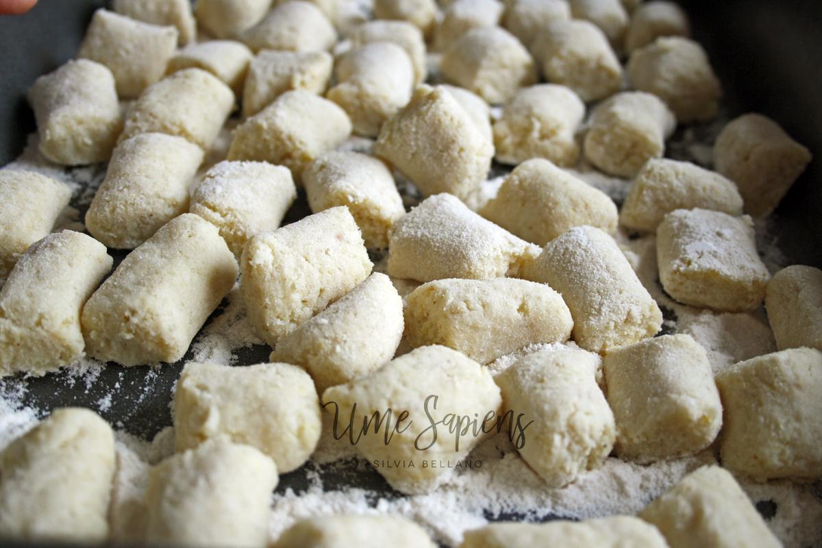 Ricetta Gnocchi Con Farina Di Miglio.Gnocchi Di Miglio Senza Glutine Con Gomasio Alle Alghe Ume Sapiens