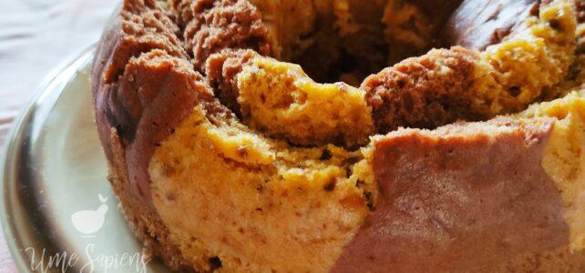 torta variegata vegan